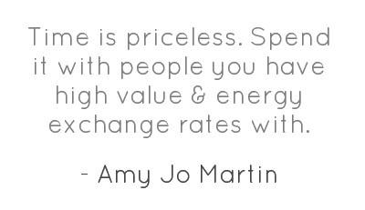 Amy Jo Martin's quote