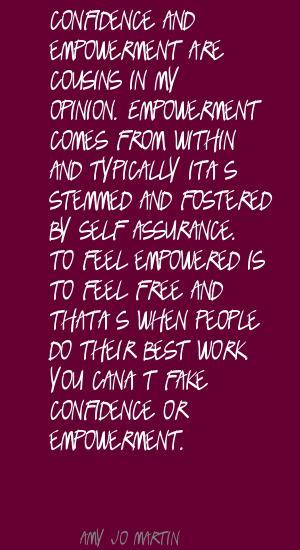 Amy Jo Martin's quote #5