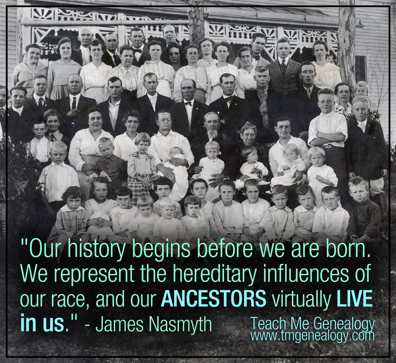 Ancestors quote #3