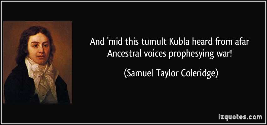 Ancestral quote #2