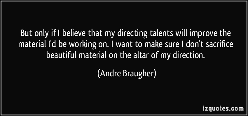 Andre Braugher's quote #4