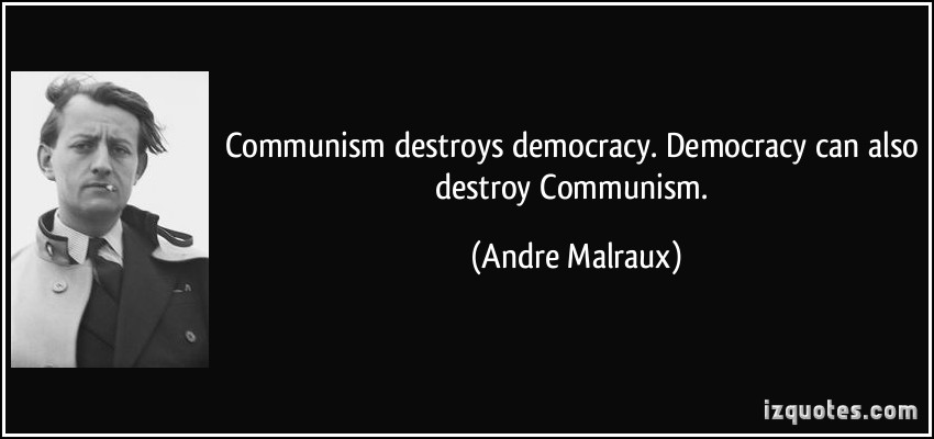 Andre Malraux's quote #3
