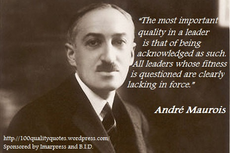 Andre Maurois's quote #6