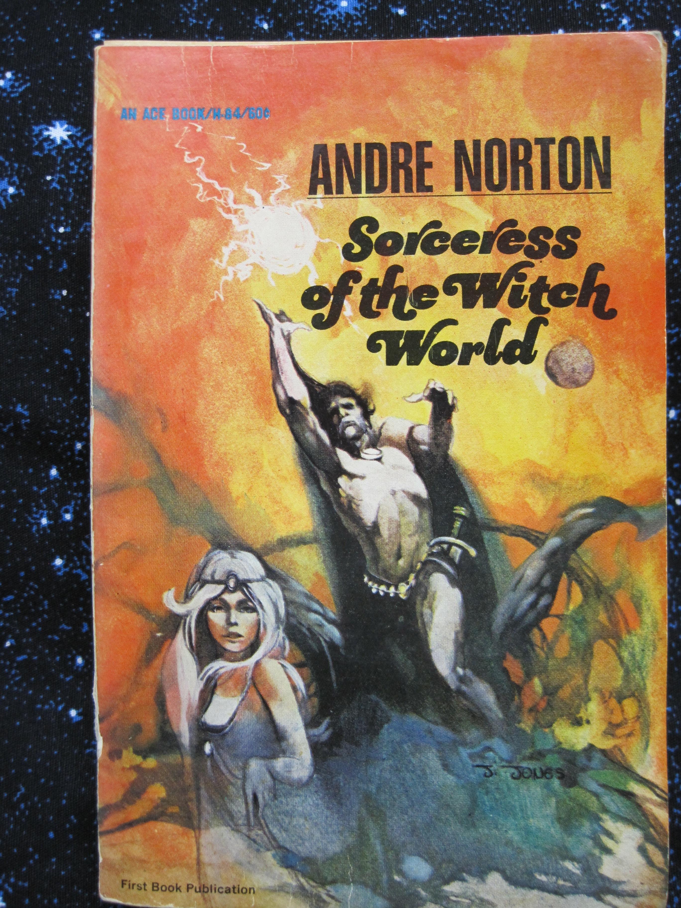 Andre Norton's quote #2