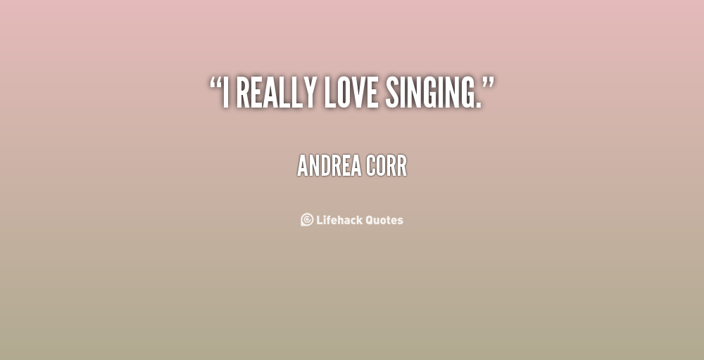 Andrea Corr's quote #7