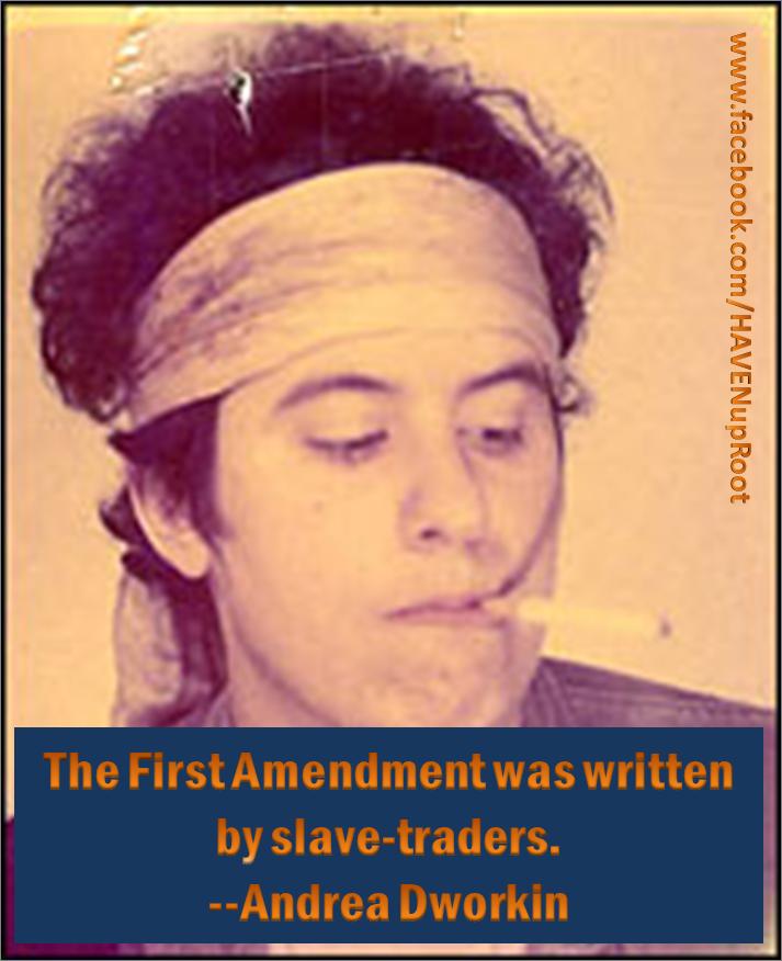 Andrea Dworkin's quote #5
