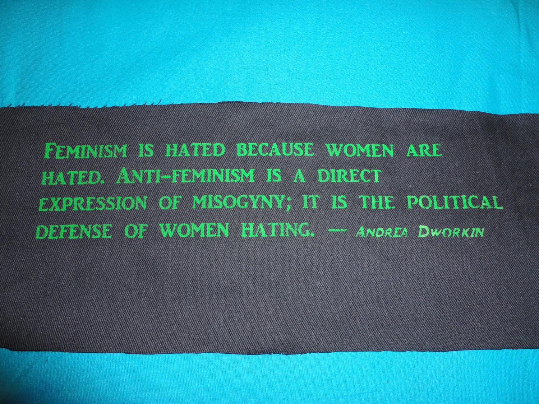 Andrea Dworkin's quote #3