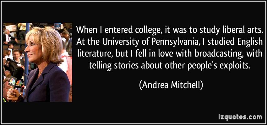 Andrea Mitchell's quote #2