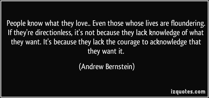 Andrew Bernstein's quote #2