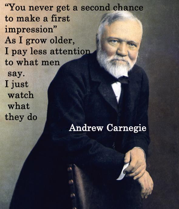 Andrew Carnegie's quote #5