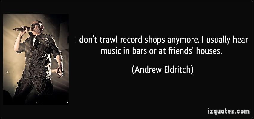 Andrew Eldritch's quote #4