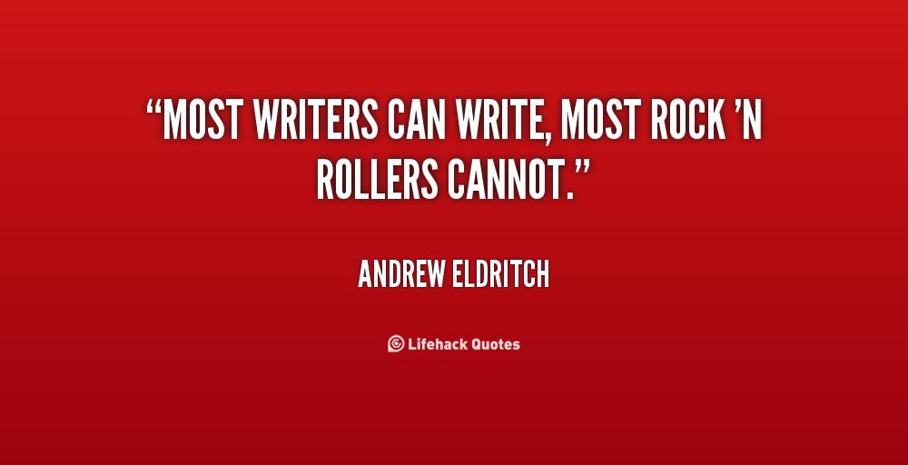 Andrew Eldritch's quote #3