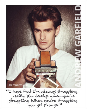 Andrew Garfield's quote #6