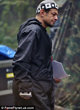 Andy Serkis's quote #7
