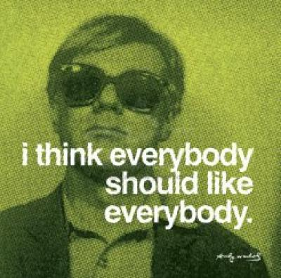 Andy Warhol quote #2