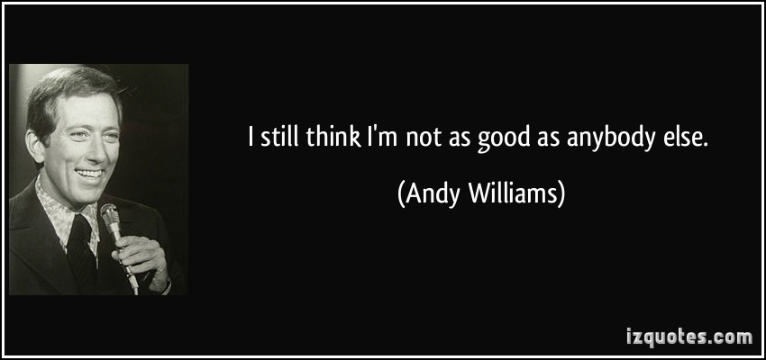 Andy Williams's quote #3