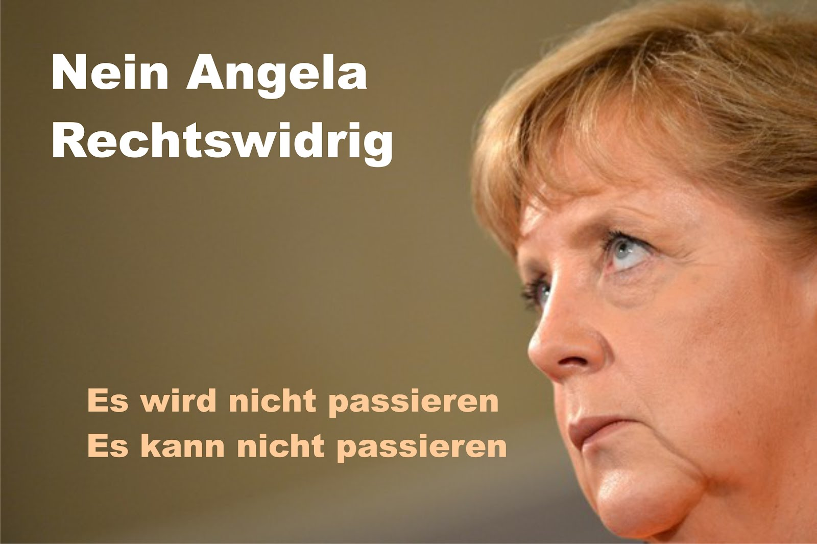 Angela, merkel is the feisty conservative Chancellor of Germany