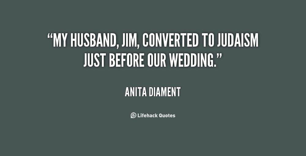 Anita Diament's quote #6