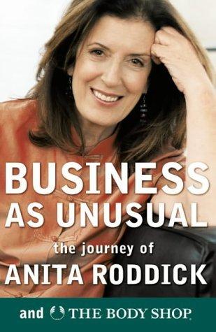 Anita Roddick's quote #5