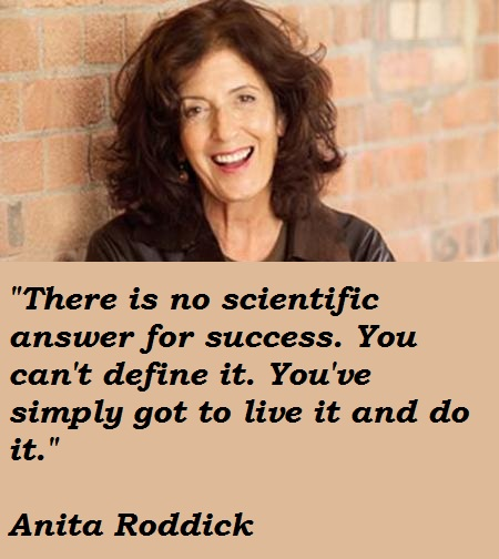 Anita Roddick's quote #7