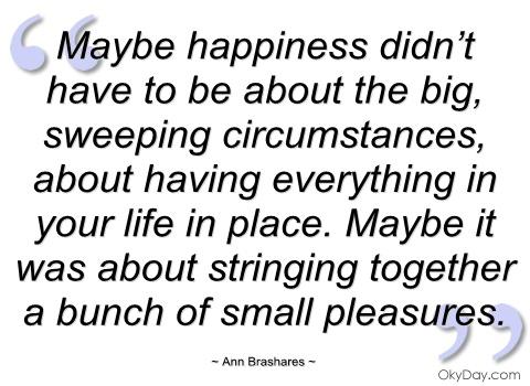 Ann Brashares's quote #4