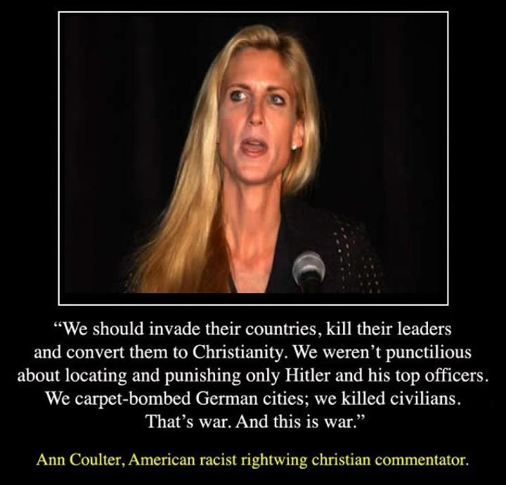 Ann Coulter's quote #6