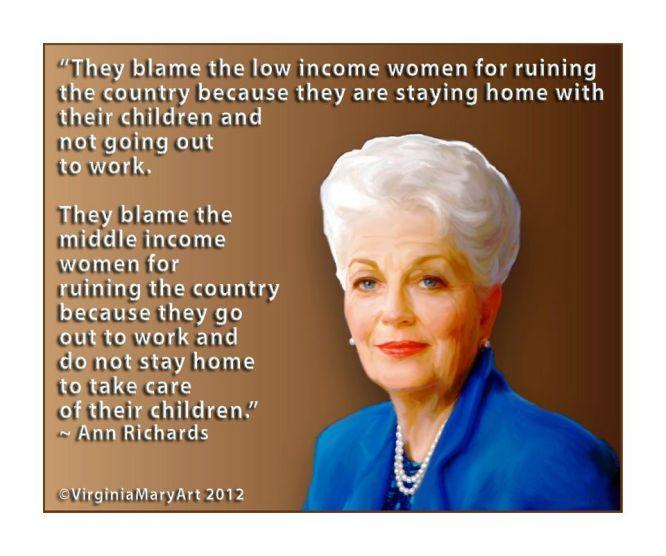 Ann Richards's quote #3