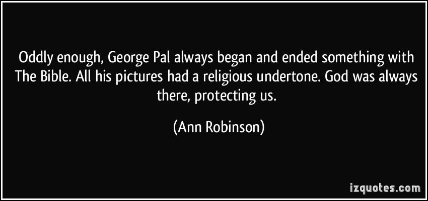 Ann Robinson's quote #2