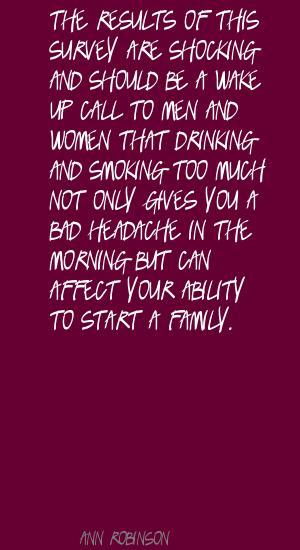 Ann Robinson's quote #4