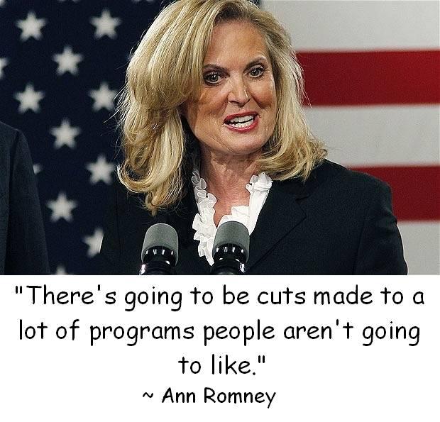 Ann Romney's quote #7