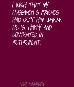 Anna Harrison's quote #1