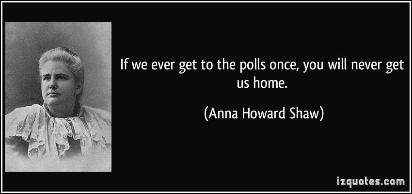 Anna Howard Shaw's quote #5
