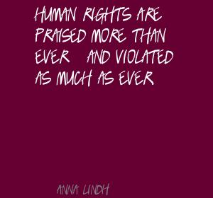 Anna Lindh's quote #3
