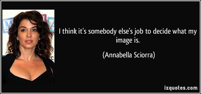 Annabella Sciorra's quote #1