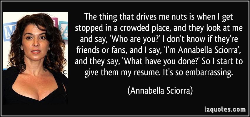 Annabella Sciorra's quote #2