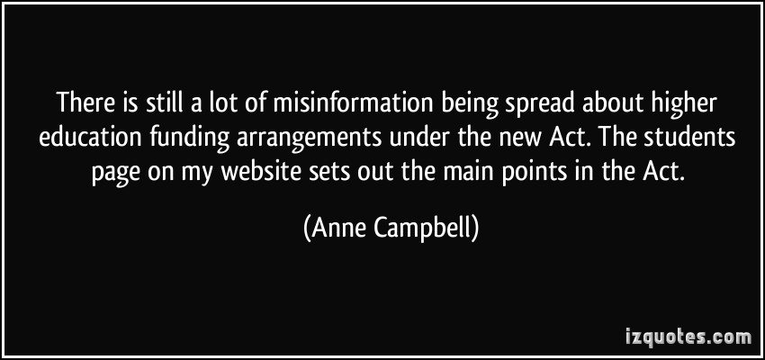 Anne Campbell's quote #7