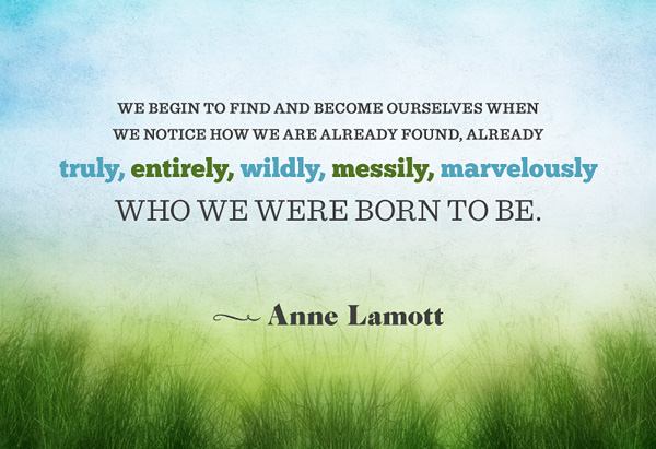 Anne Lamott's quote #8