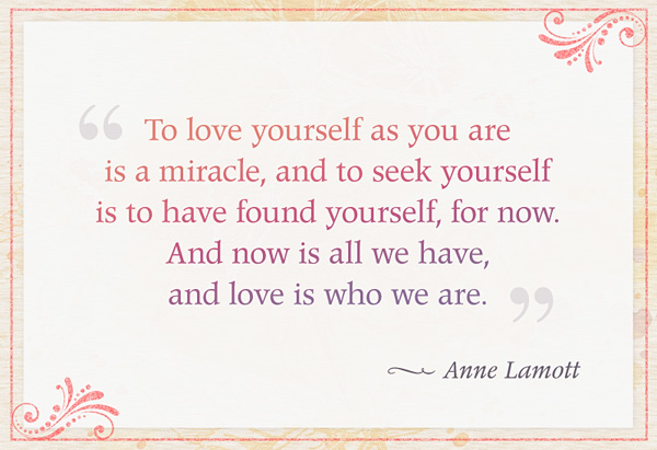 Anne Lamott's quote #6