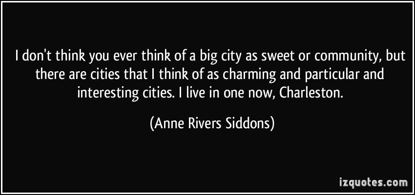 Anne Rivers Siddons's quote #1