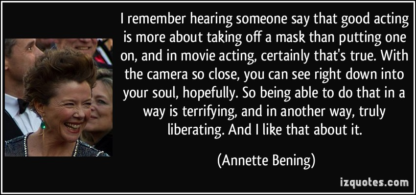 Annette Bening's quote #3