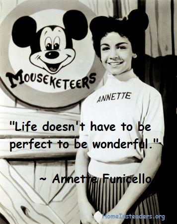Annette Funicello's quote #3