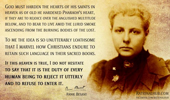 Annie Besant's quote #2