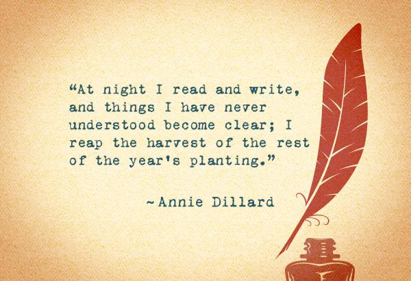 Annie Dillard's quote #2