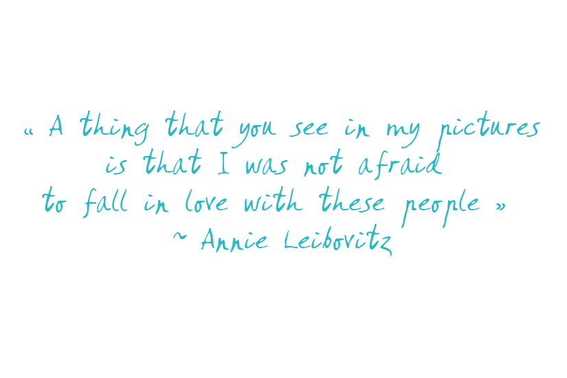 Annie Leibovitz's quote #3