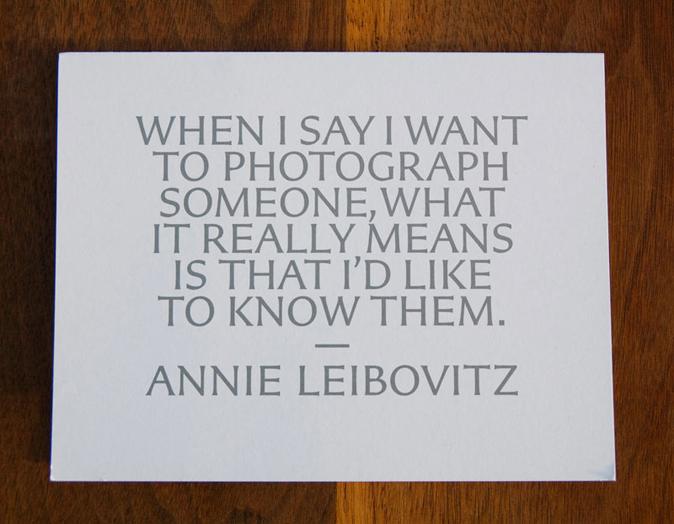 Annie Leibovitz's quote #6