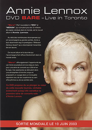 Annie Lennox's quote #4