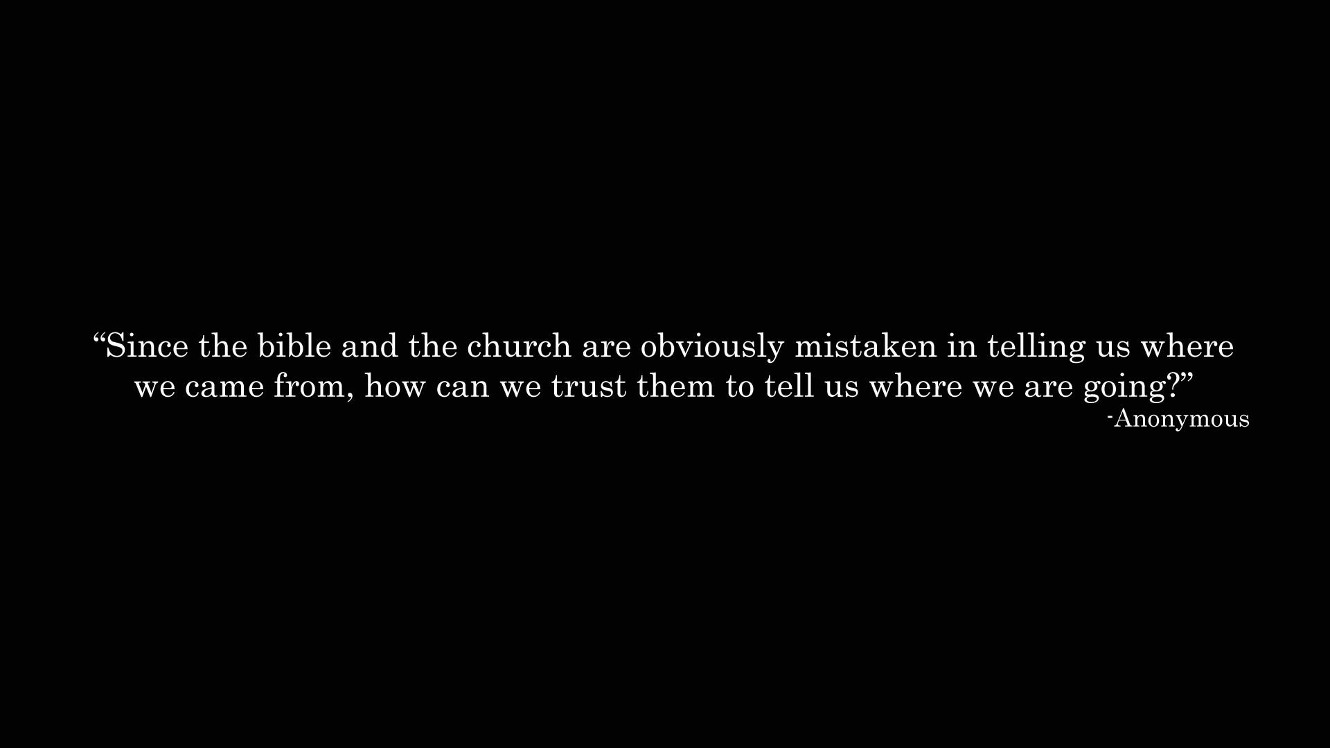 Anonymous quote #6