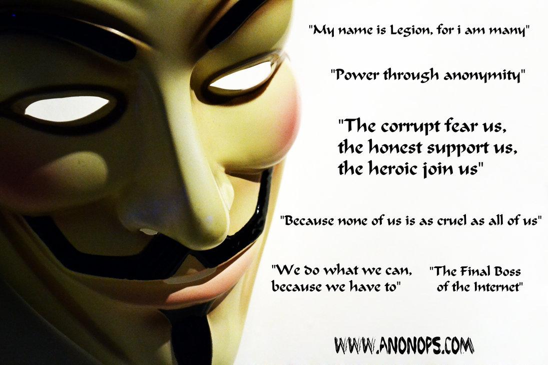 Anonymous quote #3