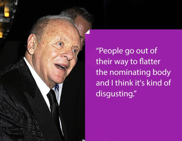 Anthony Hopkins quote #1