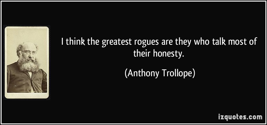 Anthony Trollope's quote #2
